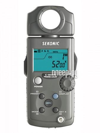 Флэшметр SEKONIC C-500R  Pleer.ru  35017.000