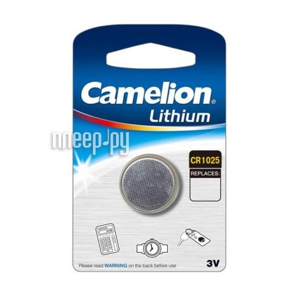 Батарейка CR1025 - Camelion