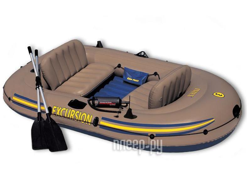 Надувная лодка Intex 68319