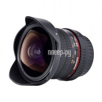 Объектив Samyang Fujifilm X 12 mm f/2.8 ED AS NCS Fish-Eye