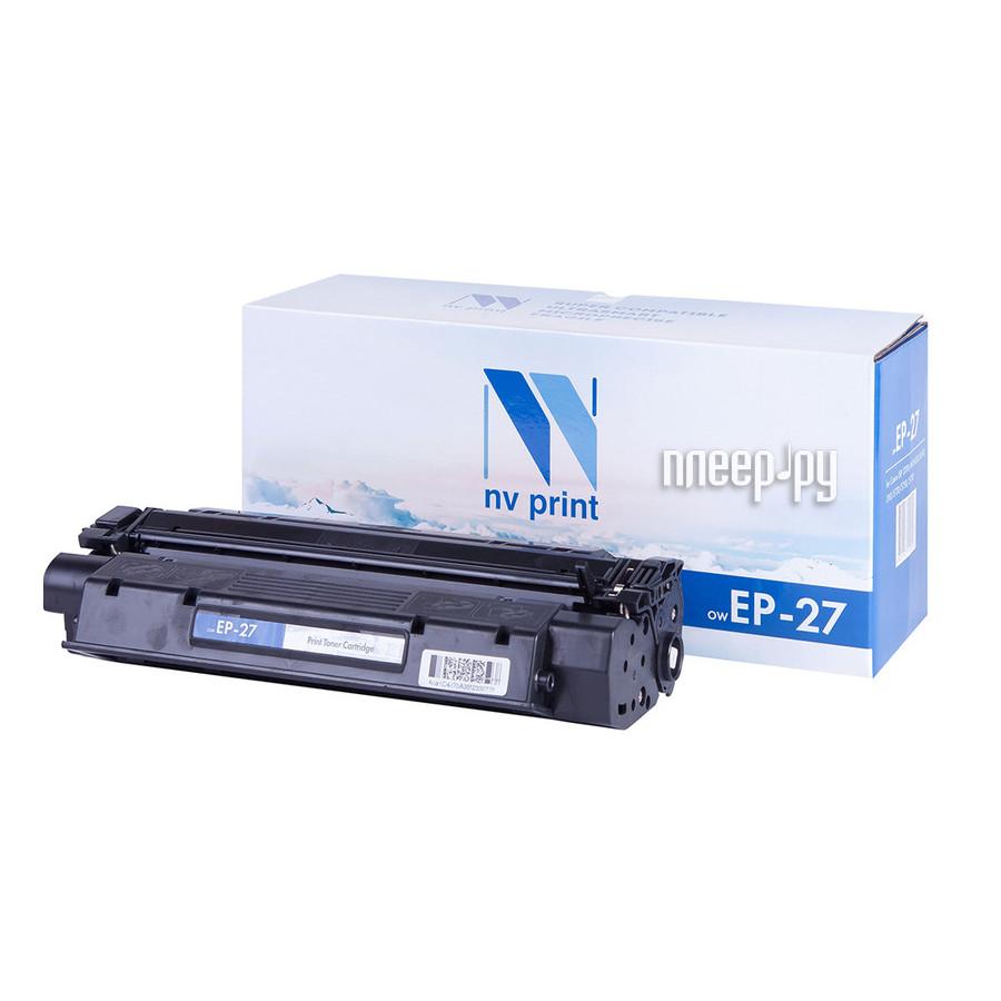 Картридж NV Print EP-27 для LBP 3200 / MF5630 / 5650 / 3110 / 5730 / 5750 / 5770