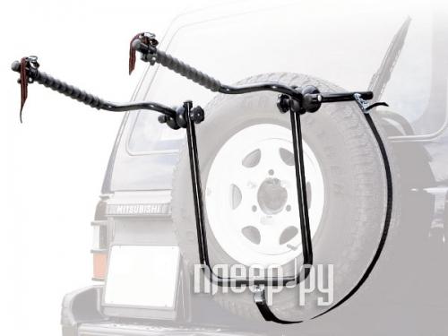 Крепление для перевозки на автомобиле Peruzzo Bike Carrier 4x4 25mm 500310