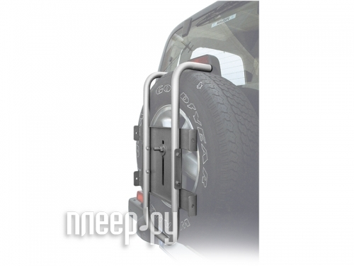 Крепление для перевозки на автомобиле Peruzzo Stelvio 30mm Gray NPE00373