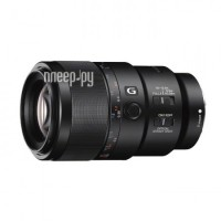 Объектив Sony SEL-90M28G 90 mm f/2.8 Macro G OSS for NEX*