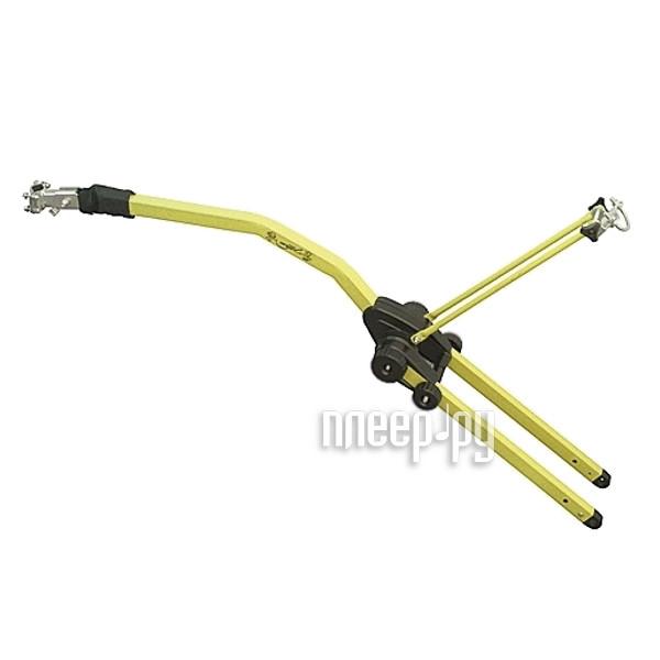 Багажник Peruzzo Trail Angel Yellow NPE20300 - Перекладина для буксировки детского велосипеда