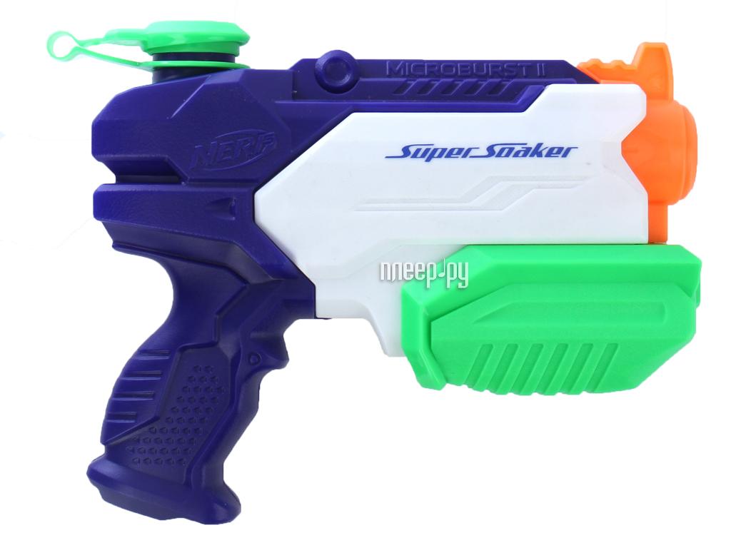 Игрушка для активного отдыха Hasbro NERF Super Soaker Микроберст 2 A9461
