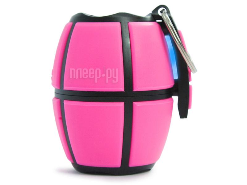 Колонка Hi-Fun hi-Bomb 2 Pink