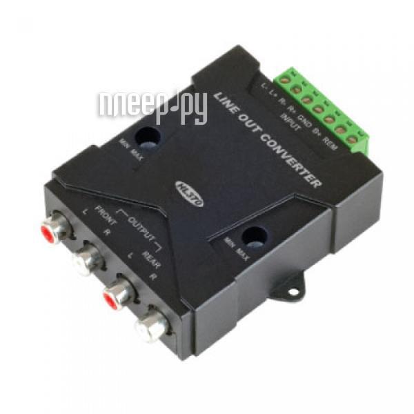 Аксессуар Kicx HL 370 - преобразователь сигнала
