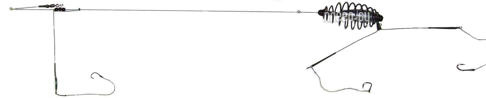 Кормушка Deepriver 35гр, крючок №8 OD-03-035-08