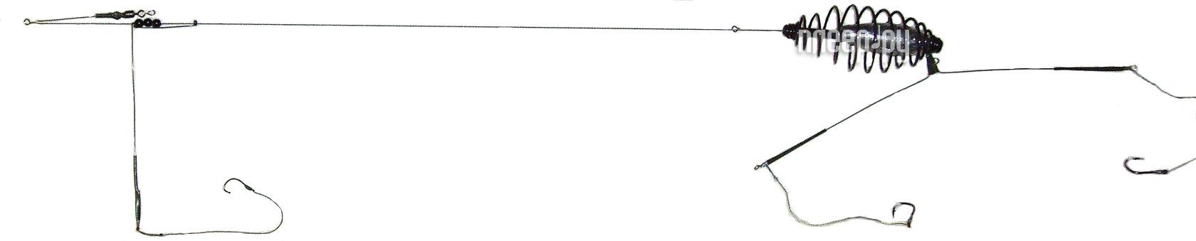 Кормушка Deepriver 15гр, крючок №4 OD-03-015-04