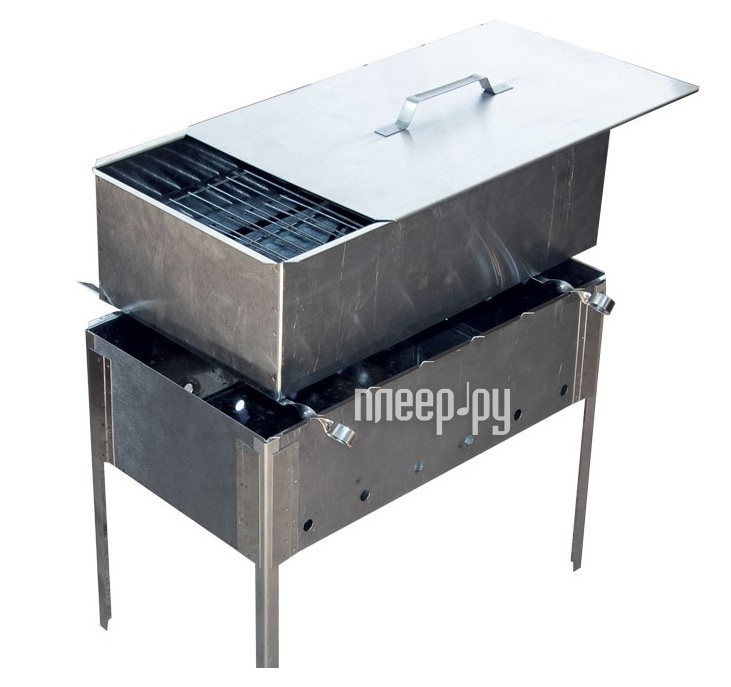 Коптильня РОСТ 10-01-0040 6 шампуров