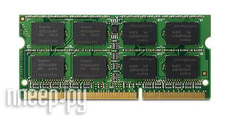 Модуль памяти Transcend DDR3 SO-DIMM 1600MHz PC3-12800 - 8Gb TS1GSK64V6H