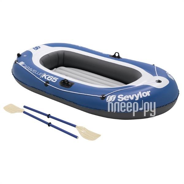 надувная лодка sevylor k65 caravelle 2000009550