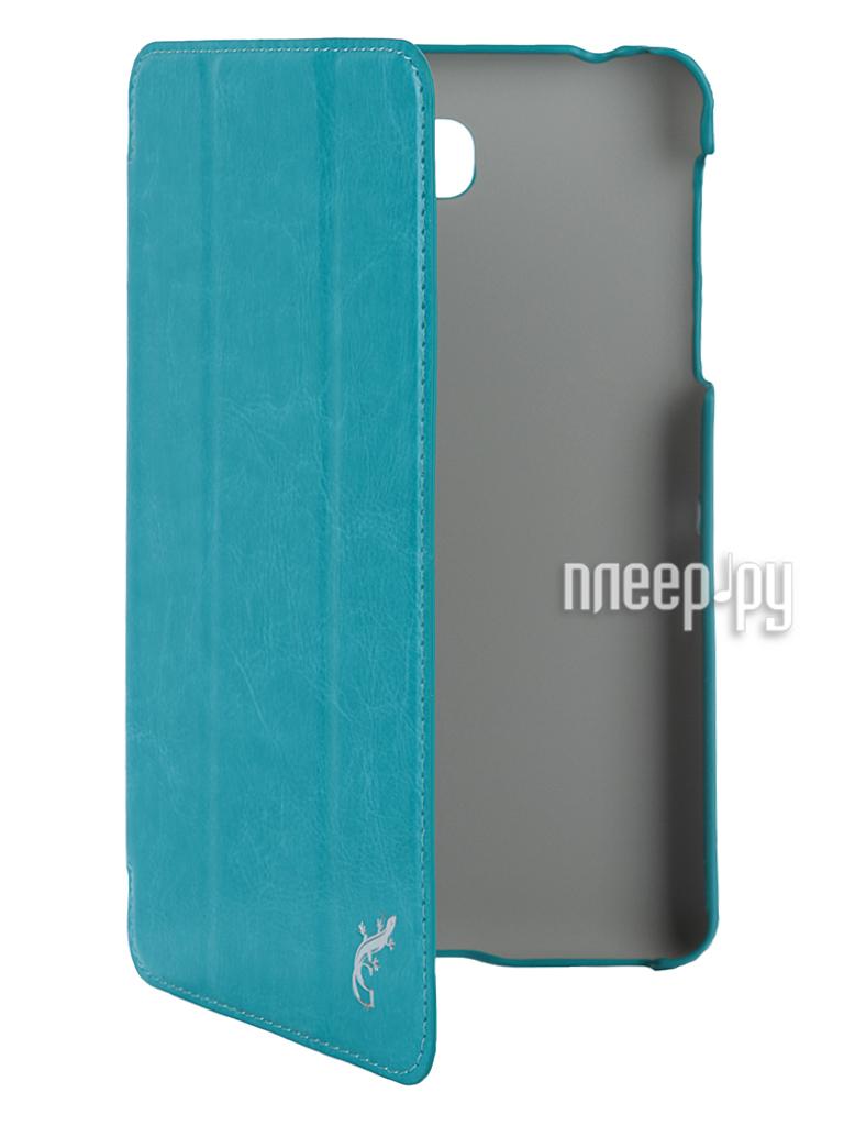 Аксессуар Чехол Samsung Galaxy Tab 4 7.0 G-Case Slim Premium Light-Blue GG-344