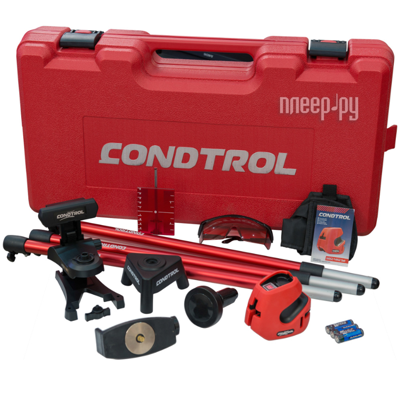 Нивелир Condtrol MX2 Profi Set 1-2-092