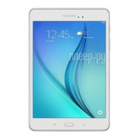 Планшет Samsung SM-T355 Galaxy Tab A 8.0 - 16Gb LTE White SM-T355NZWASER (Qualcomm Snapdragon APQ8016 1.2 GHz/2048Mb/16Gb/Wi-Fi/Bluetooth/Cam/8.0/1024x768/Android)