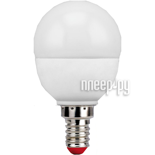 Лампочка Pulsar Optima G45 6W E14 4000K ALM-G45-6E14-4000-2