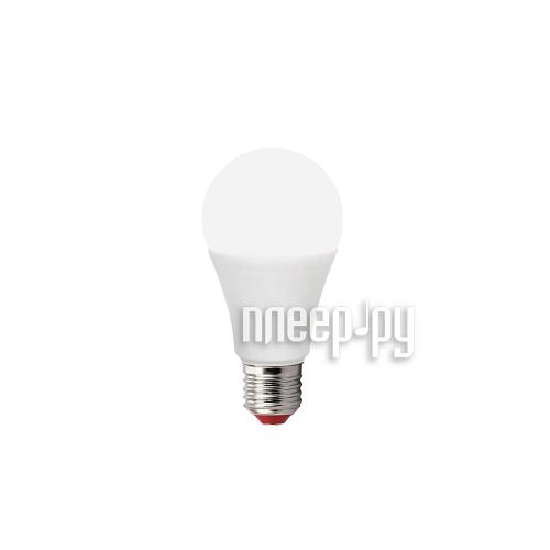 Лампочка Pulsar A60 6W E27 2700K ALM-A60-6E27-2700-P