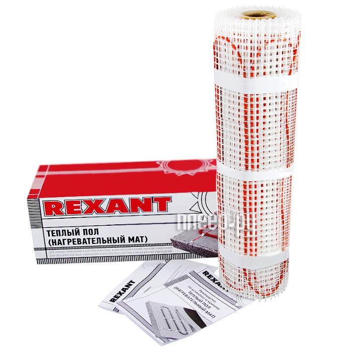 Теплый пол Rexant 1920W 12.0 m2 51-0524