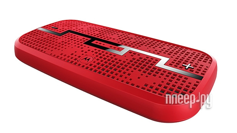 Колонка Sol Republic DECK Vivid Red 1501-03