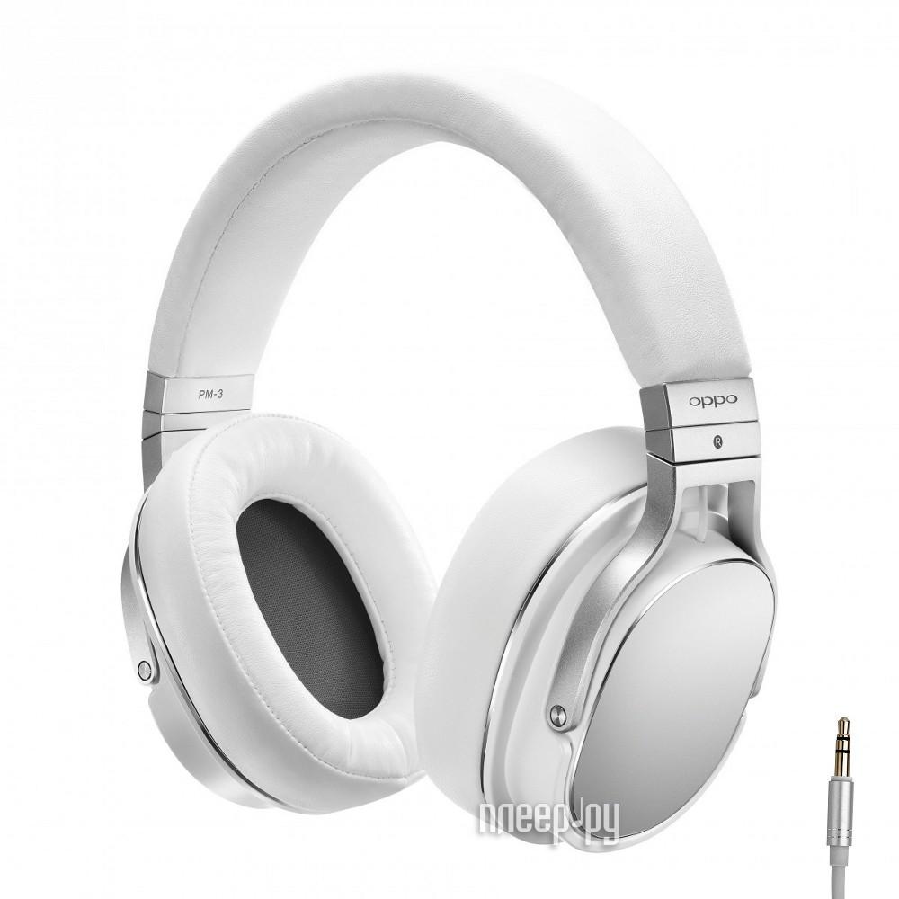 Гарнитура OPPO PM-3 White