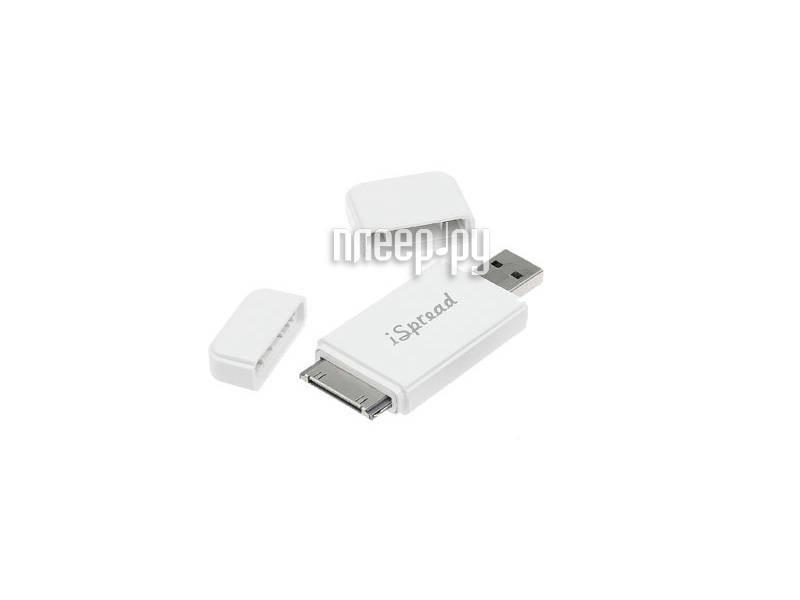 Гаджет iSpread 30-pin IS-7 + microSD 16Gb