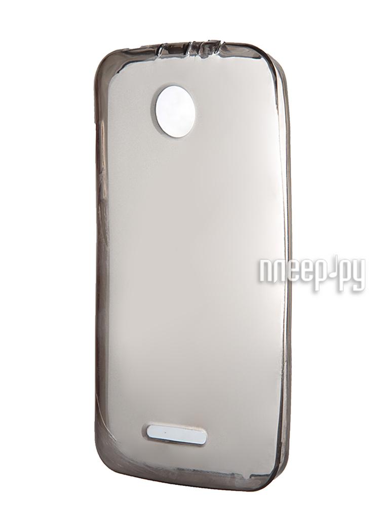 Аксессуар Чехол Lenovo A390 IT Baggage Transparent ITLNA390T-1