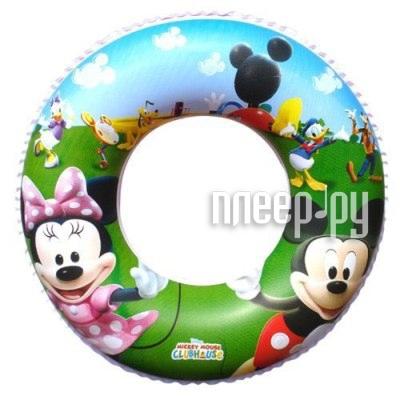 Надувной круг Bestway Mickey Mouse 91004