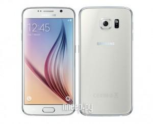 Сотовый телефон Samsung SM-G920FDS Galaxy S6 Duos LTE 64Gb