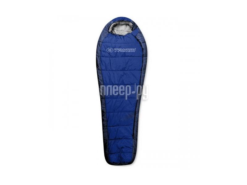 Спальник Trimm Highlander 195 L Blue