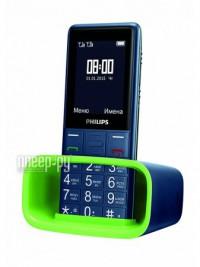 Сотовый телефон Philips E311 Xenium Navy