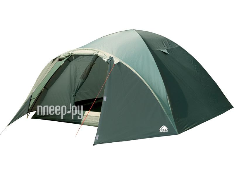 Палатка Trek Planet Arisona 4 Olive-Olive 70174