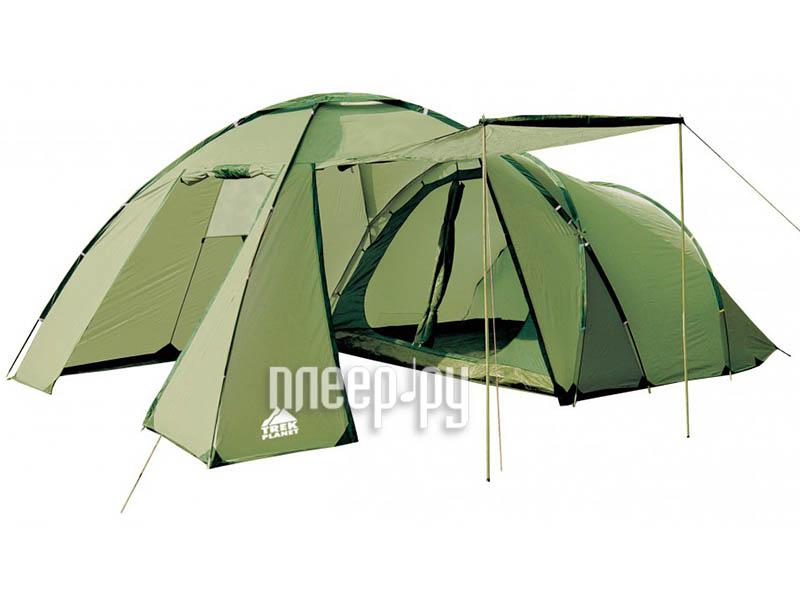 Палатка Trek Planet Montana 4 Khaki-Khaki 70240