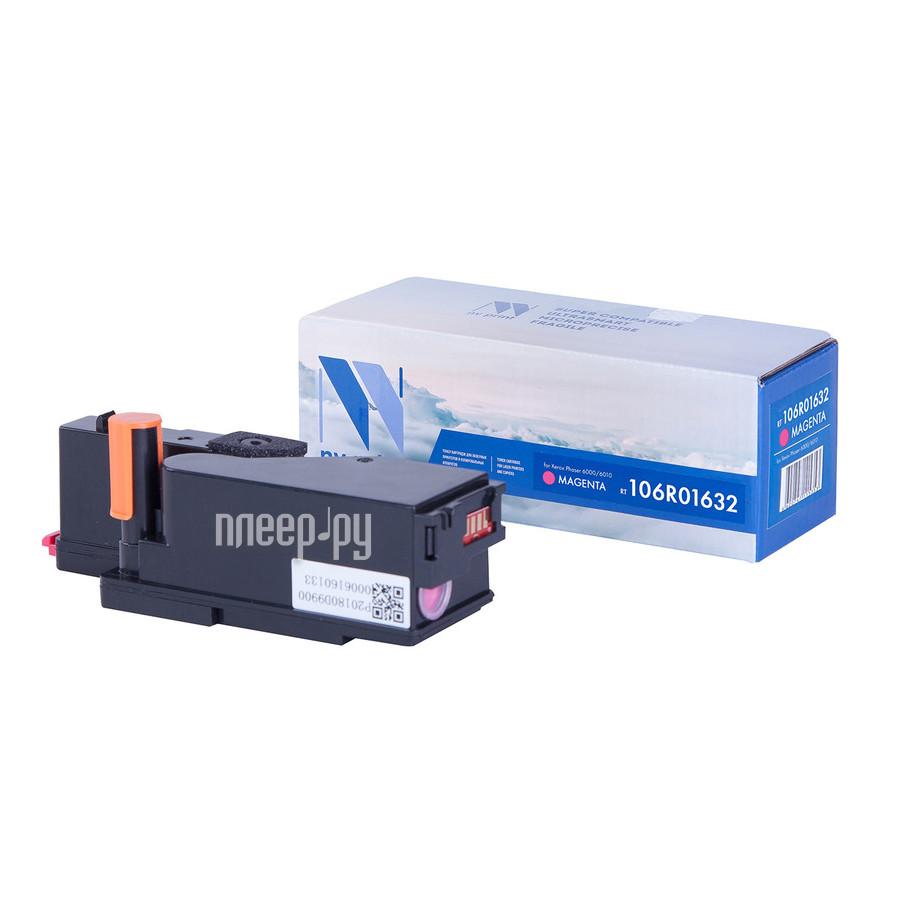 Картридж NV Print 106R01632 Magenta для Phaser 6000 / 6010
