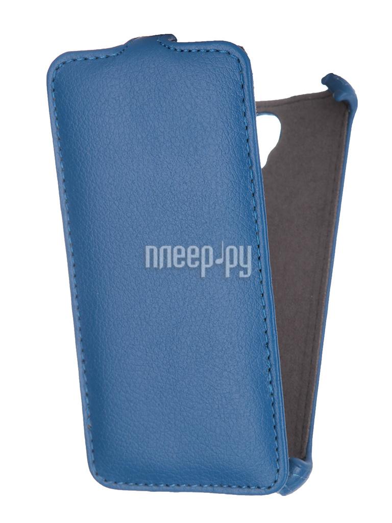 Аксессуар Чехол Alcatel OneTouch PIXI 8 Stand Flip Case Silver ALC-G9005-3BALSCG