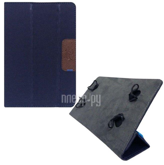 Аксессуар Чехол 6.0 Snoogy универсальный Cloth Blue SN-UNI6-BLU-OXF