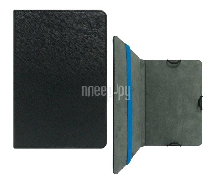 Аксессуар Чехол Snoogy for PocketBook 614 / 624 / 626 / 640 иск.кожа Black SN-PB6X-BLK-LTH