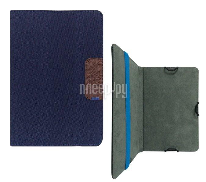 Аксессуар Чехол for PocketBook 614 / 624 / 626 / 640 Snoogy Cloth Blue SN-PB6X-BLU-OXF