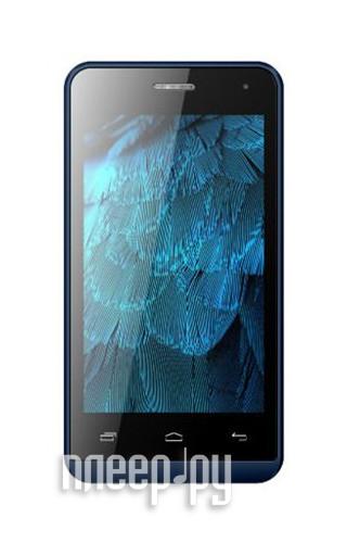 Сотовый телефон Micromax Q324 Blue