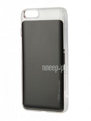 Купить Аксессуар Клип-кейс Skinplayer i-Slide для iPhone 6 Plus Transparent-Black