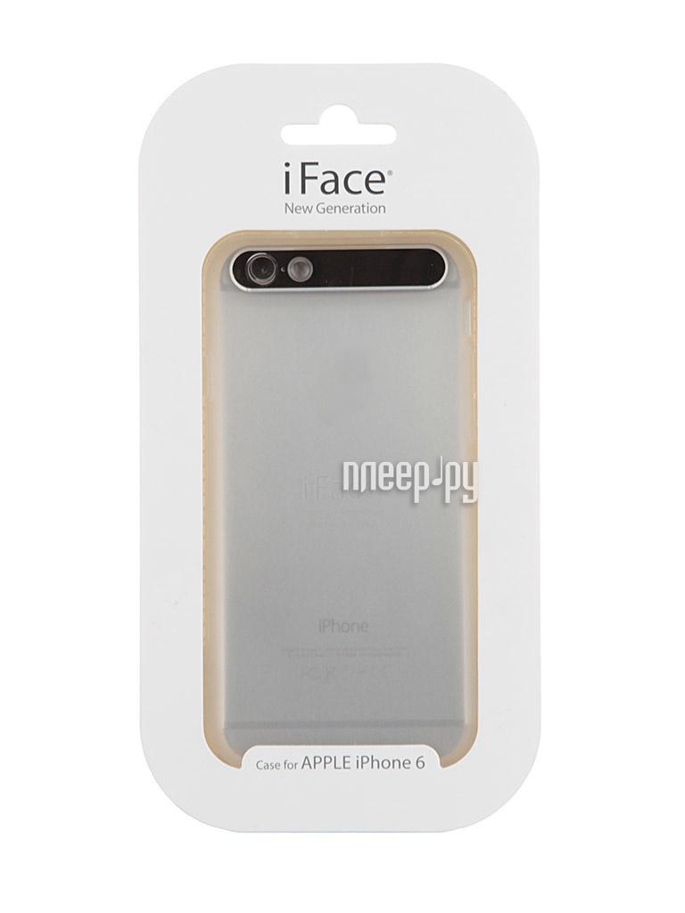 Чехол PURO Eco-Leather Cover для iPhone 6 White IPC647BOOKC1WHI