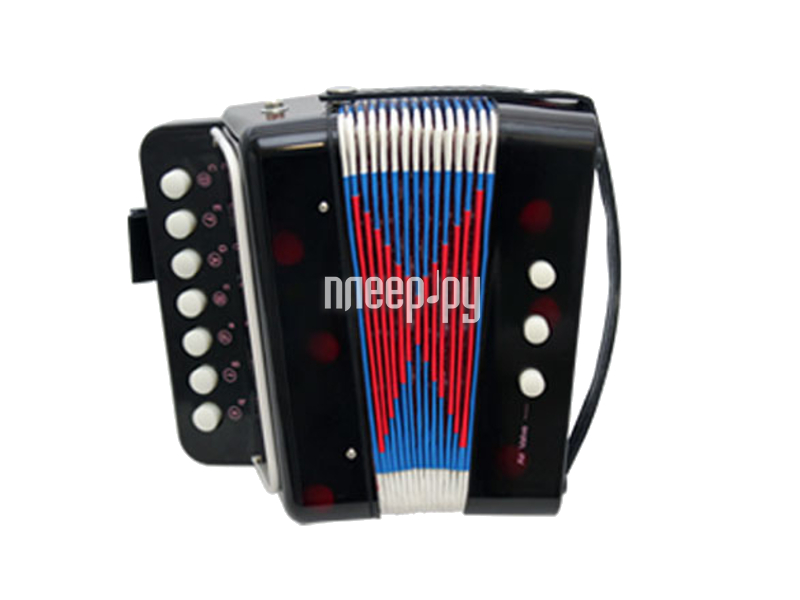 Детский музыкальный инструмент Shantou Gepai Аккордеон 63717 купить