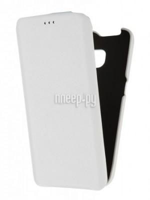 Аксессуар Чехол Samsung Galaxy S6 Edge Untamo Rocca White URCFSS6EDWH