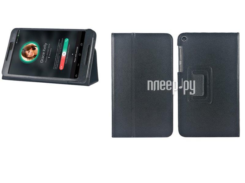 Аксессуар Чехол ASUS Fonepad 8 FE380 IT Baggage с функцией стенд иск. кожа Black ITASFP802-1