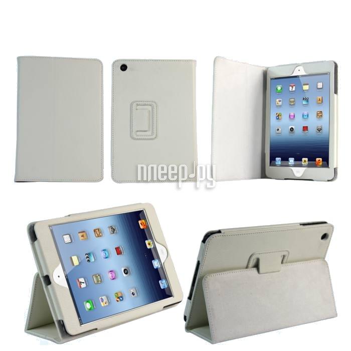 Аксессуар Чехол IT Baggage для APPLE iPad Mini 7.9 иск. кожа White ITIPMINI02-0