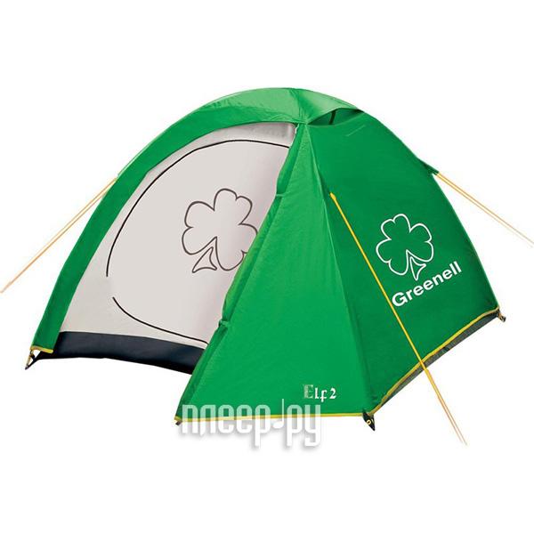 Палатка Greenell Эльф 3 V3 Green 95510-367-00