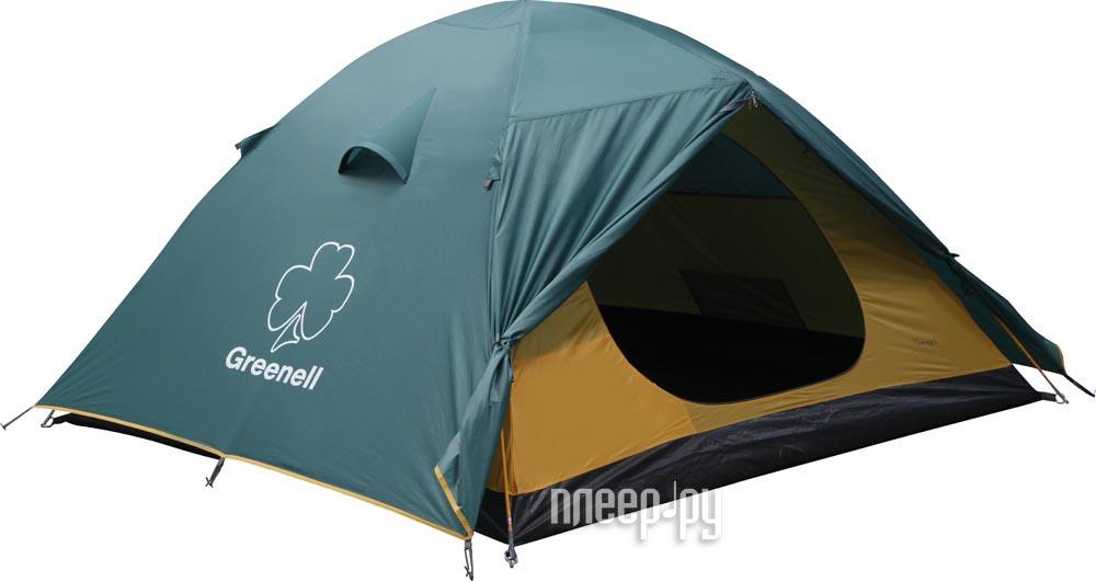 Палатка Greenell Гори 4 Green 25403-303-00
