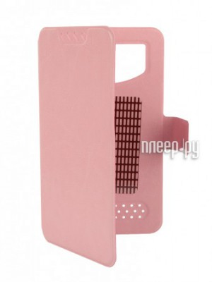 Купить Аксессуар Чехол Gecko 6.0-6.6-inch XL Pink GG-B-UNI60-PINK