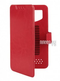 Аксессуар Чехол Gecko 6.0-6.6-inch XL Red GG-B-UNI60-RED
