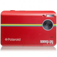 Фотоаппарат Polaroid Z2300 Red